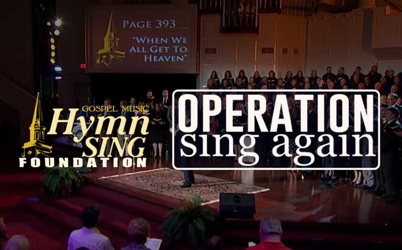 Tour – Gospel Music Hymn Sing