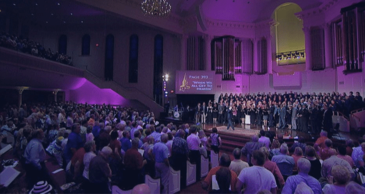Gospel Music Hymn Sing to Hold Benefit Concert to Help Seniors